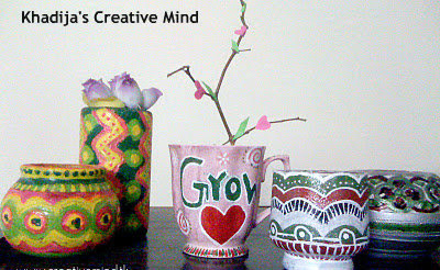 pots painting ideas