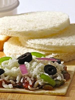 Mini Pizza Recipe For Ramadan