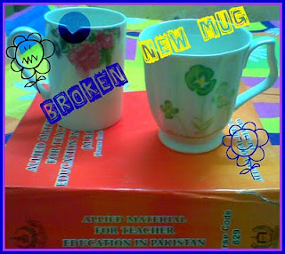 Mug Recycling Idea