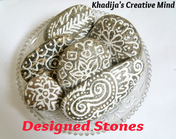 DIY Stones Design Art
