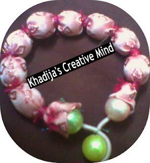 Ponytail Into Bracelet