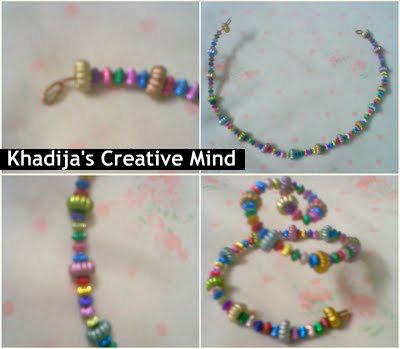 Beaded Colorful Bracelet