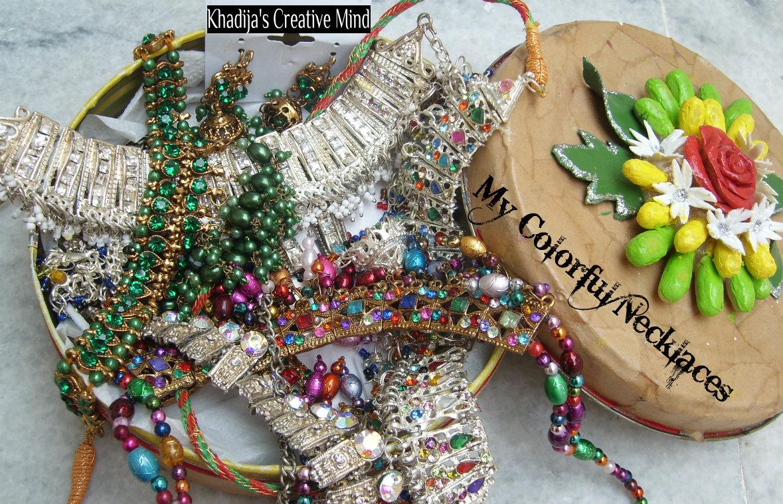 Jewelry Box Decoupage