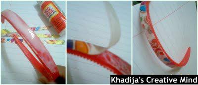 Mod Podge Headbands
