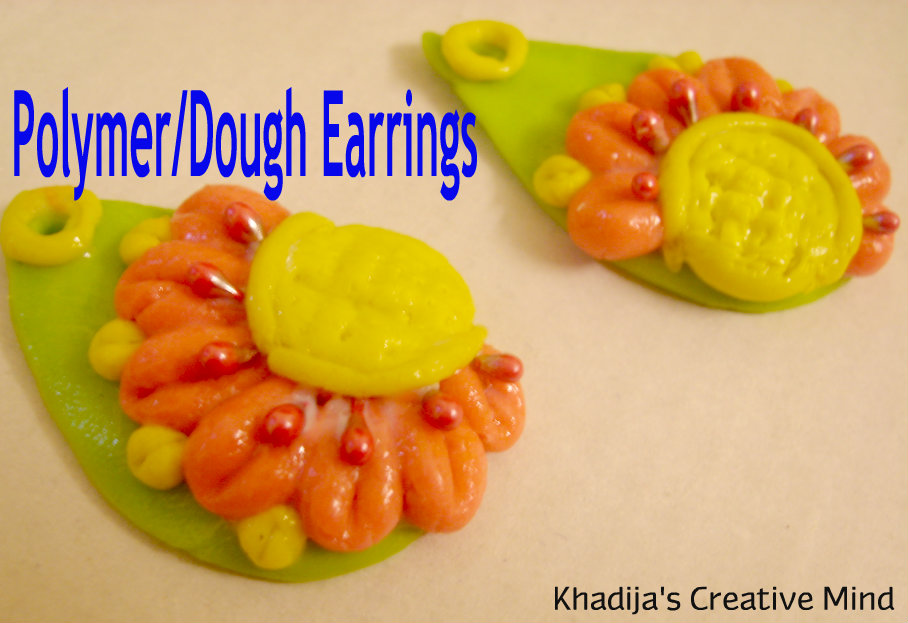 Dough Earrings