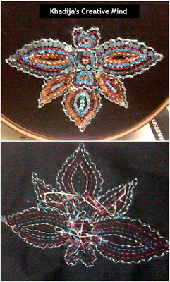 Hand Embroidery (DIY)
