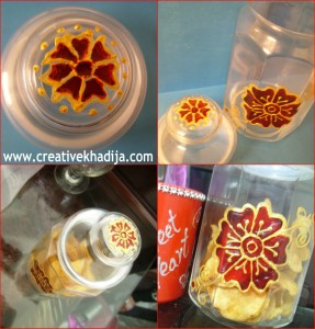 Glass painting Tutorial