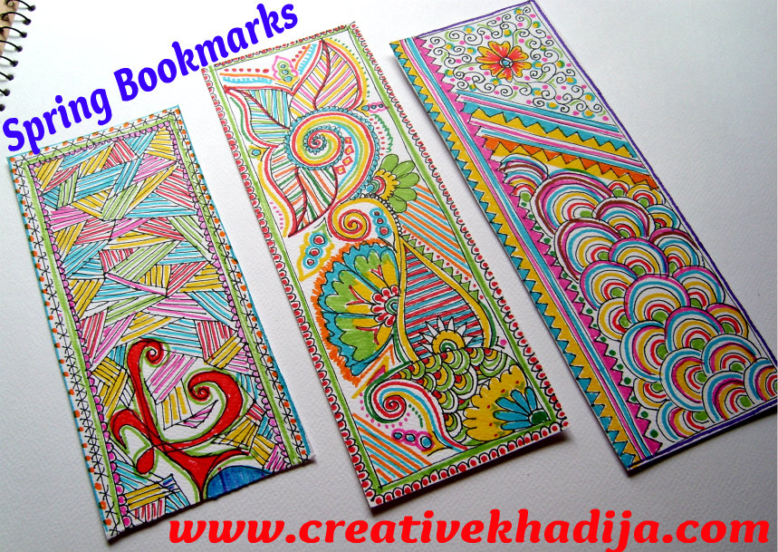 bookmarks making