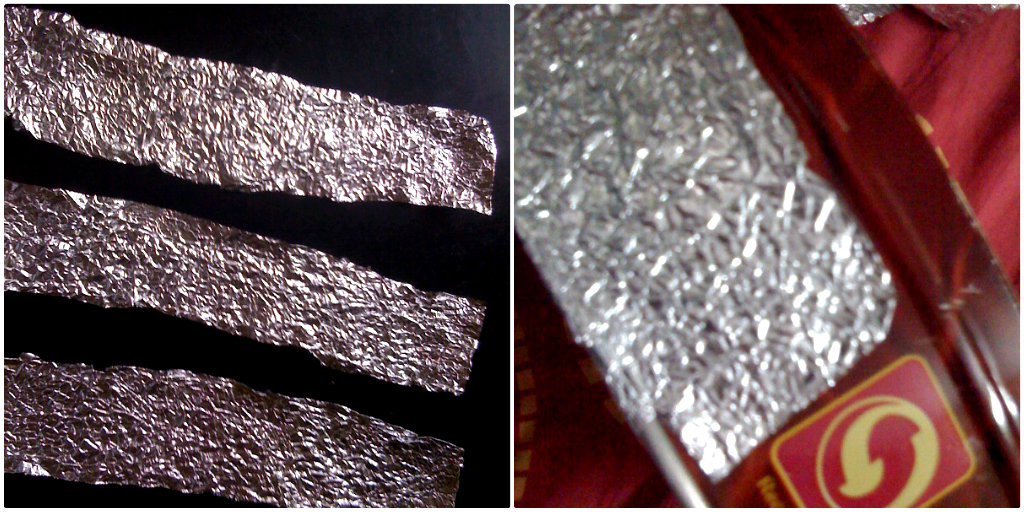 foil sheet arts crafts