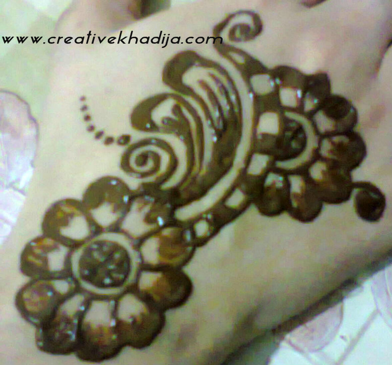 beautiful mehndi designs for girls