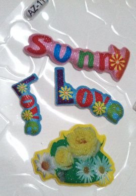 foamic stickers