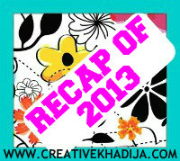 creativity recap 2013