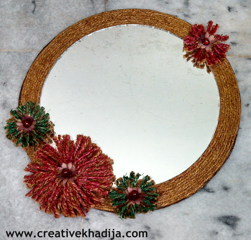 wall art mirror ideas