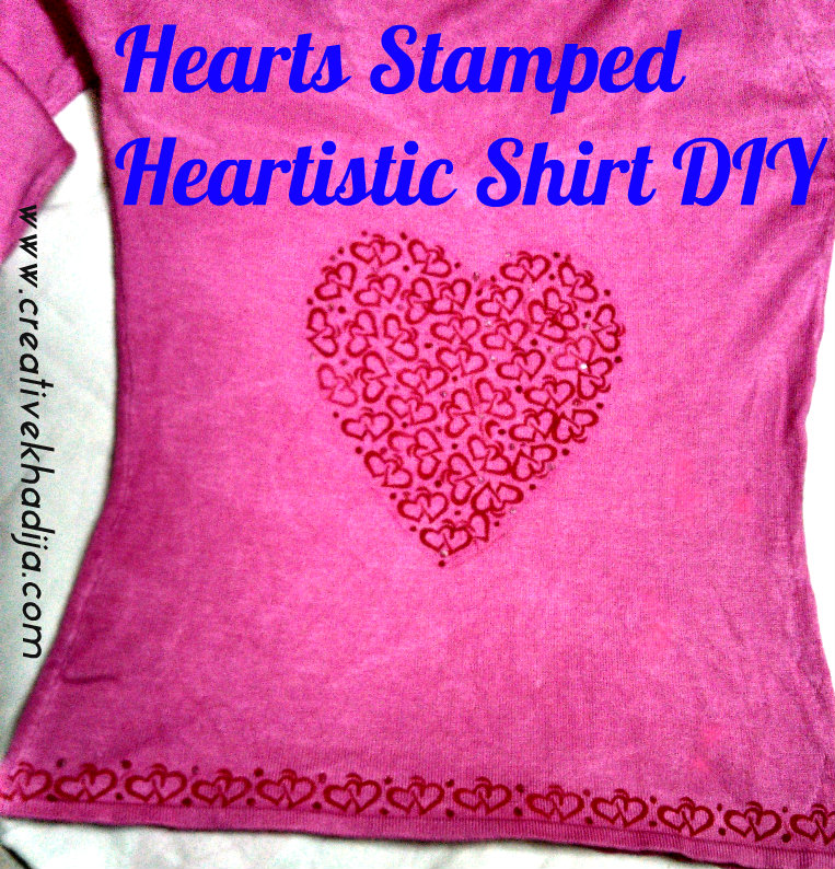 valentines day dressing craft diy