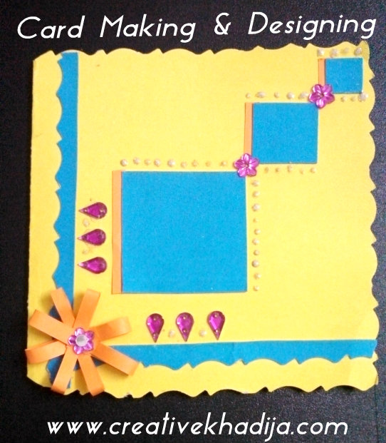 Card making Tutorial