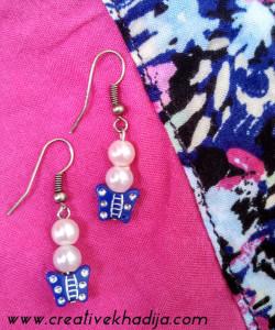 handmade earrings making selling