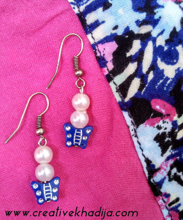handmade earrings making selling