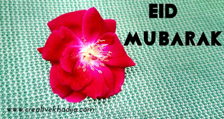 eid mubarak 2014 creative khadija