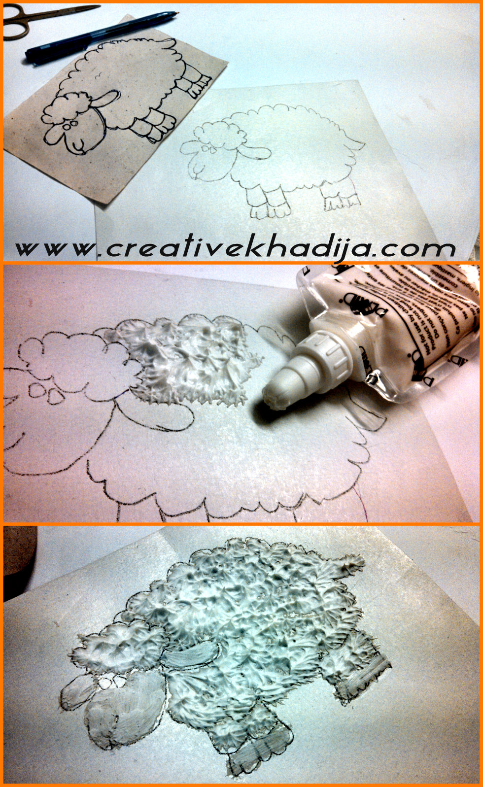 Eid card making ideas tutorials