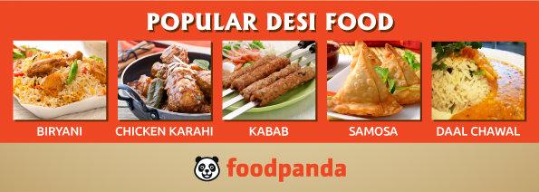 anatomy of desi food