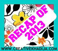 blog recap 2013