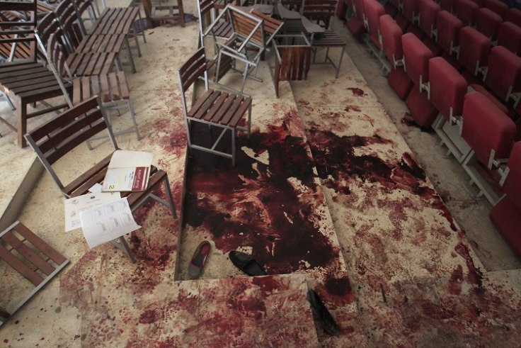 peshawar attack black day