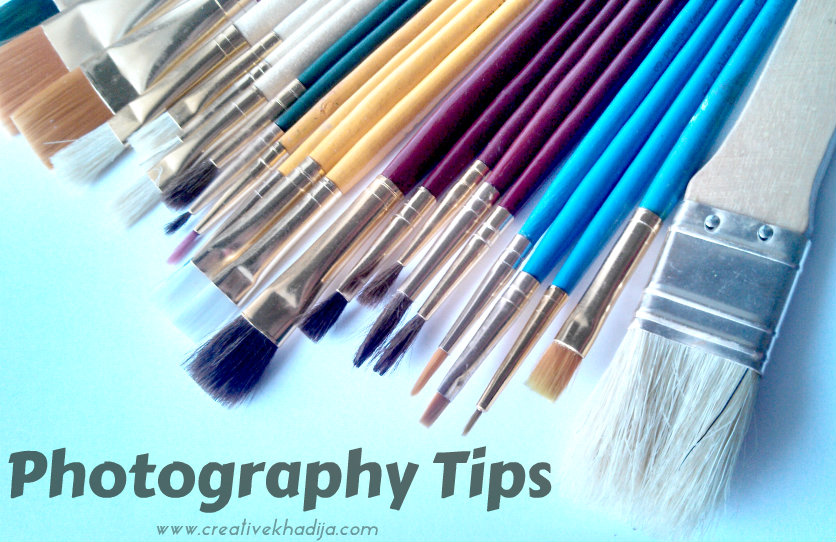 photography tips creative khadija