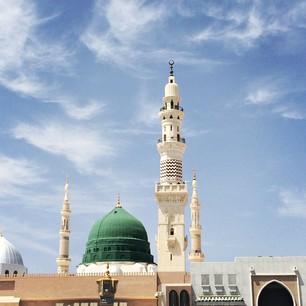 Masjid Nabwi Madina-1