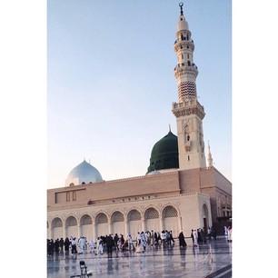 Masjid Nabwi Madina-3