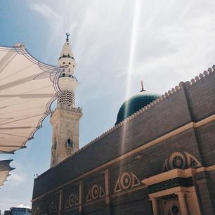 Masjid Nabwi Madina