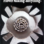 Egg Carton Recycled Flowers