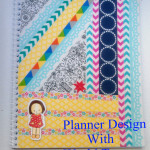 planner design washi tape crafts
