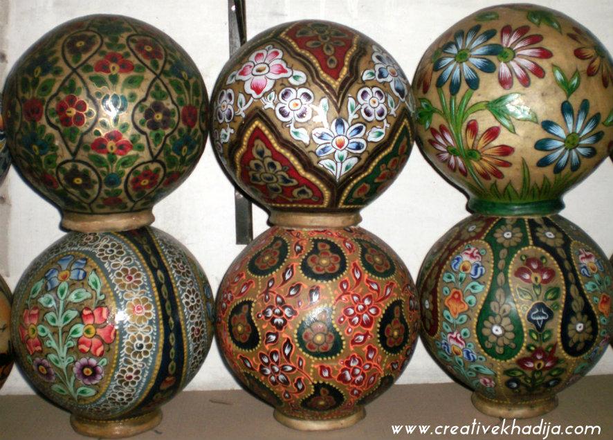 Multani Handicrafts camelskin Lampshades