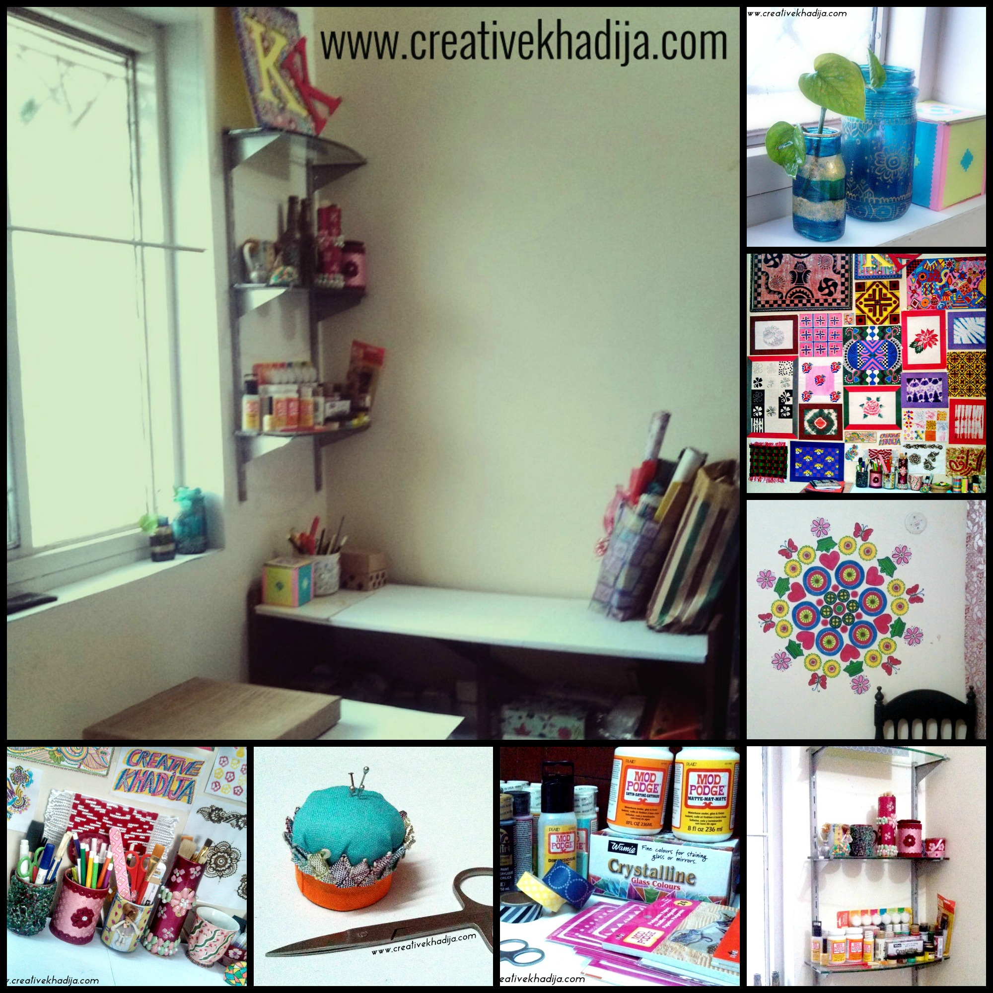 My Craftroom Sneak Peek