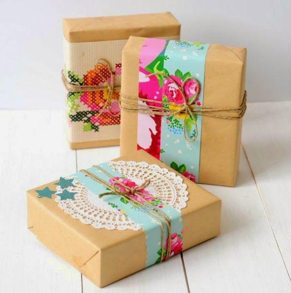 Best Gift Packing Wrapping Ideas Creative Khadija