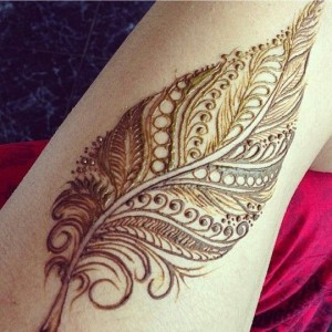 Mehndi designs for Eid day