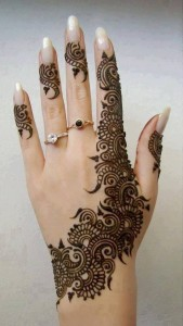 Beautiful Mehndi designs for Eid day #creativecollections5