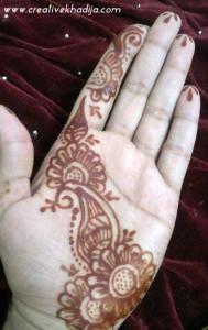 Henna-Mehndi designs Eid 2015
