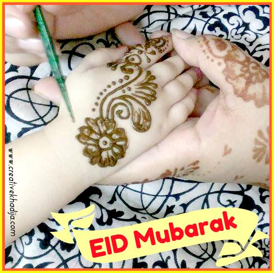 Eid-Al-Adha Mubarak & Henna-Mehndi Designs