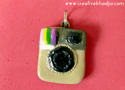 Instagram logo clay pendant making tutorials creative khadija blog instagram logo clay pendant making tutorials aloadofball Image collections