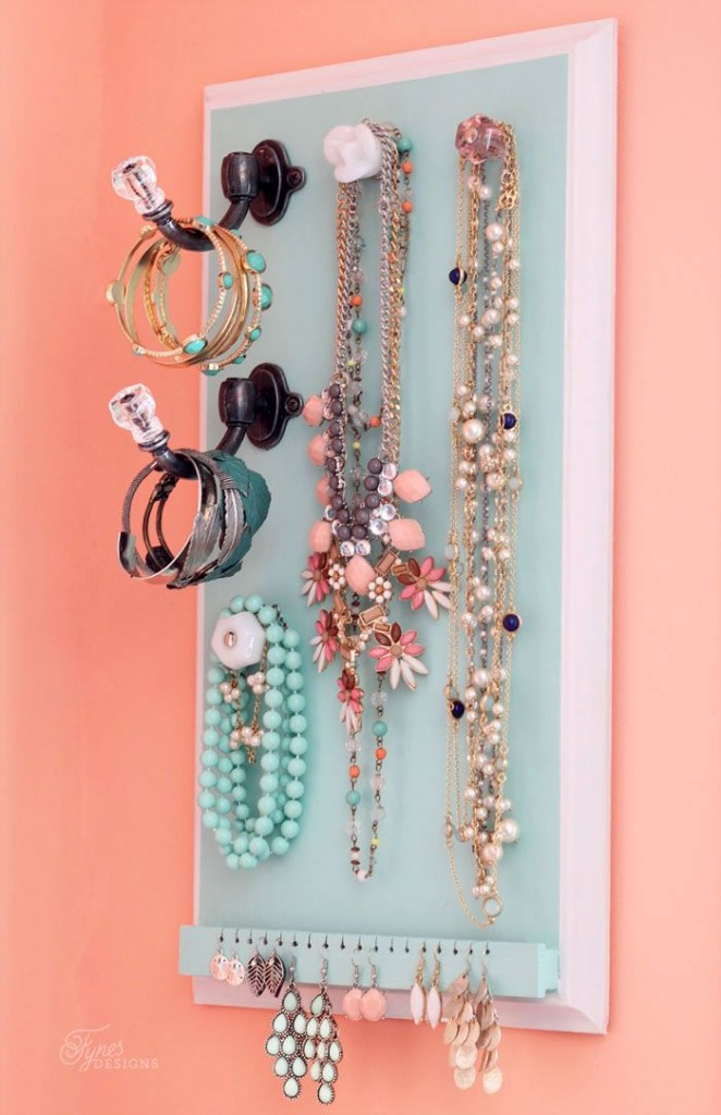 how to organize accessory & jewelry