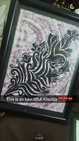 creative khadija handmade business
