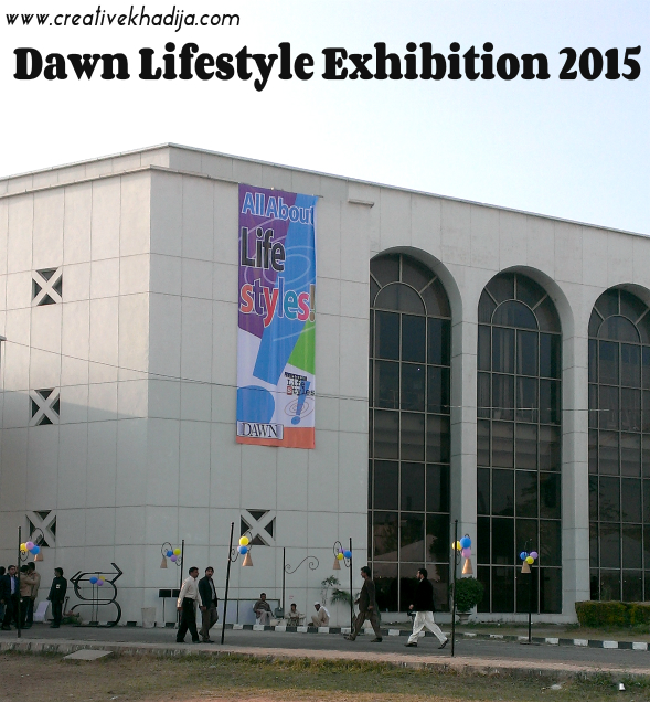 Dawn Lifestyle Exhibition 2015