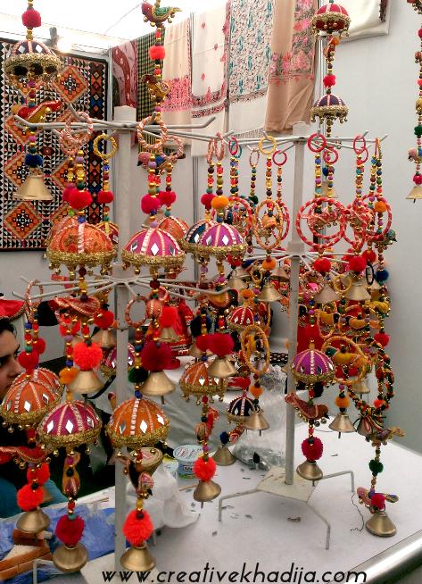 Dawn Lifestyle Exhibition 2015 Handicrafts Pakistan
