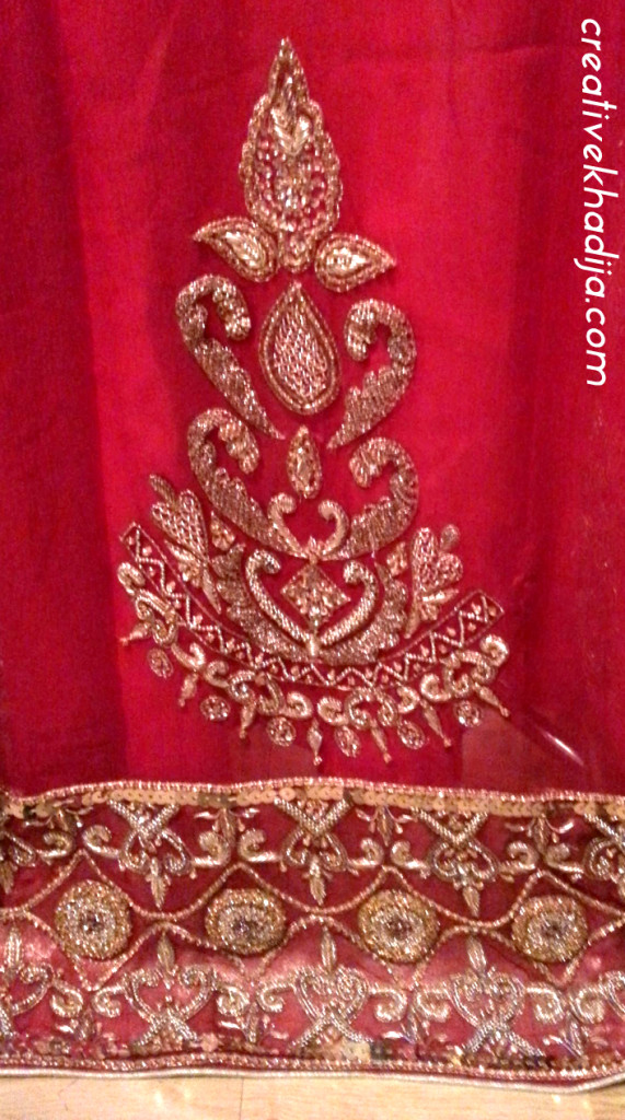 bridal dress embroidery fashion for sale