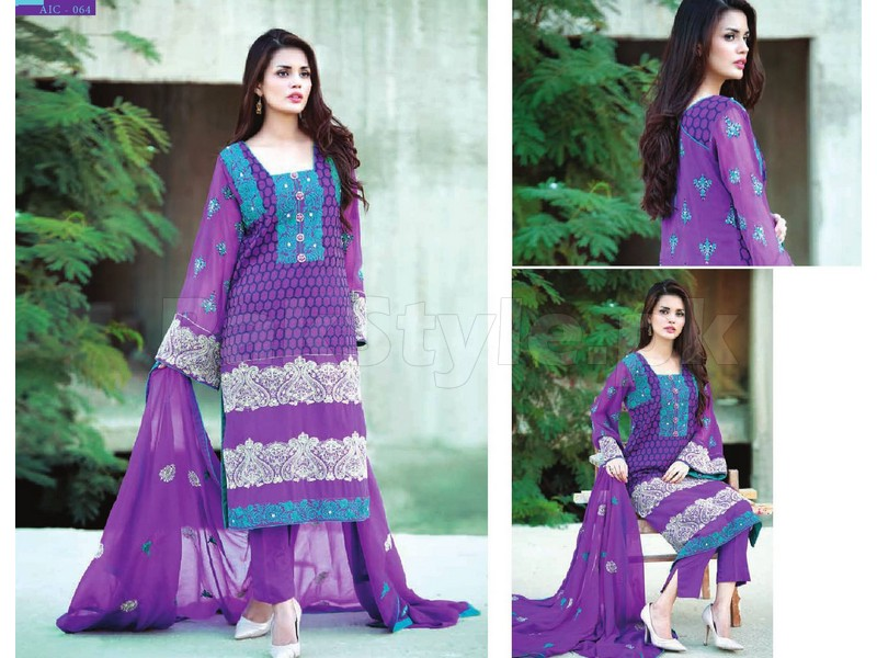 amna ismail embroidery dresses
