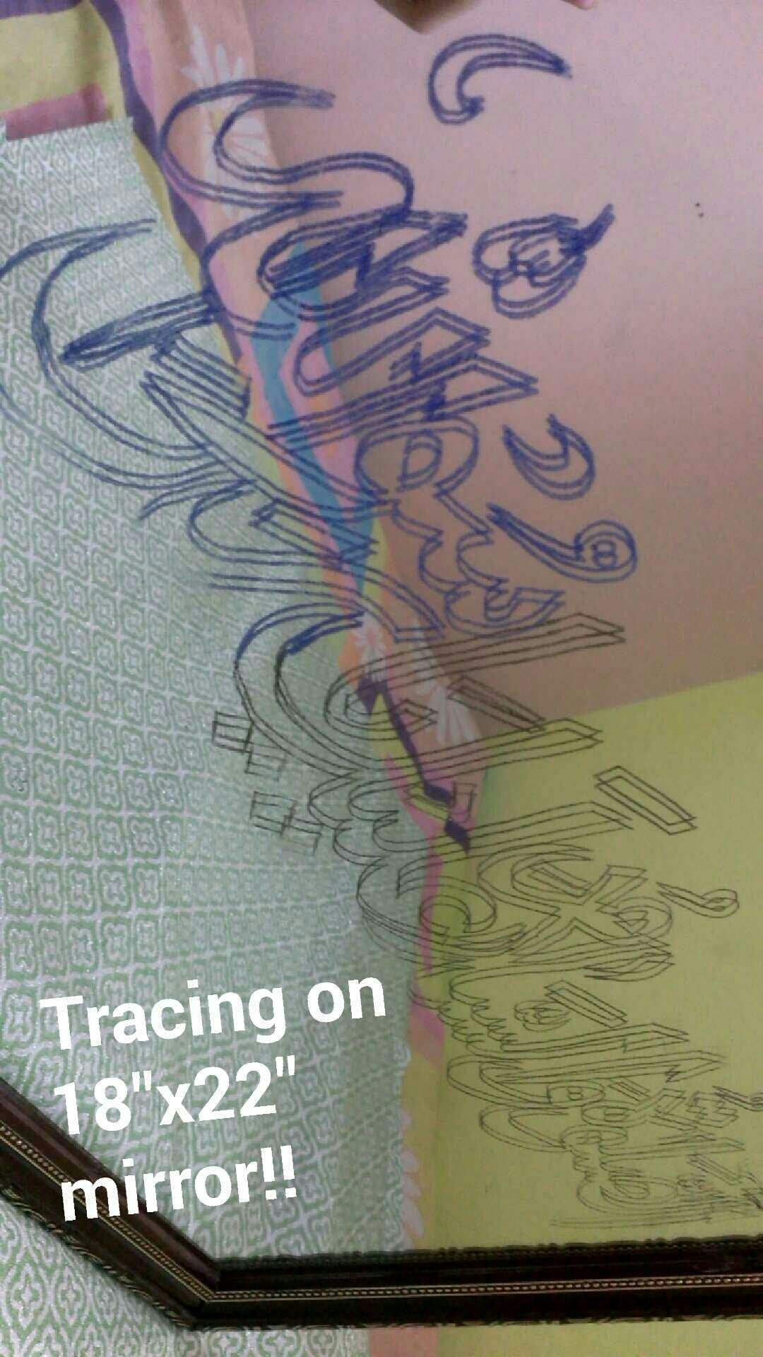 how-to-glasspaint-islamic-calligraphy-wall-art-creativekhadija