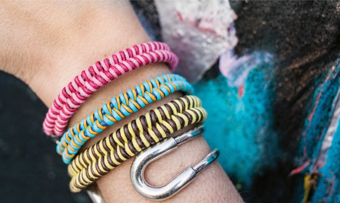 DIY-fishtail-bracelet-tutorial
