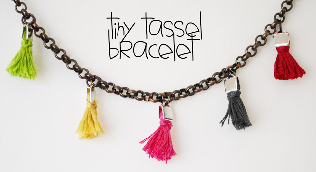 DIY-tiny-tassel-bracelet