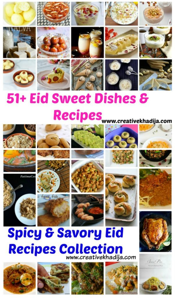 yummy Eid spicy savory recipes collection